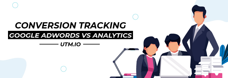 Conversion Tracking Google AdWords vs Analytics
